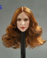 1:6 Flirty Girl/'s V2 Tuxedo Lingerie Female Head Smooth Blow-Out 2015-16H