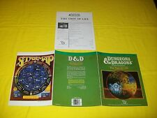 CM7 THE TREE OF LIFE DUNGEONS & DRAGONS TSR 9166 - 2 COMPANION MODULE