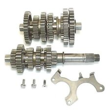 Honda VT500C Shadow, VT500FT Ascot, Transmission Assembly / Gearbox. 83,84,85,86