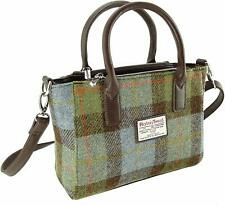 Ladies Authentic Harris Tweed Small Tote Bag Brora LB1228 COL15
