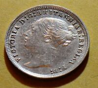 Great Britain  1873 3 Pence  GR0097 combine shipping