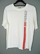 NIKE Premier T-Shirt Size M 39/41 Crew Neck Short Sleeved Spell Out Sportswear