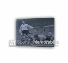 G Surname Initial Signed Football Prints