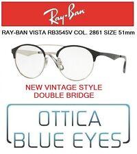6bfd6c354c Occhiali da Vista RAYBAN RB3545V 2861 51mm Ray Ban Brillen Eyewear Glasses  RX