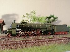 HO LILIPUT L104000 Baden IVh BR 18 Steam Locomotive - DCC Ready - New - OVP
