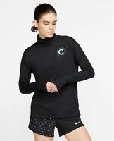 Nike Element Women's Chicago Marathon 2019 half 1/2 zip Shirt Top Sz XL NWT