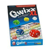 QWIXX XL Das spannende Würfelspiel Spiel ab 8 Jahre Kreuze machen größere Würfel