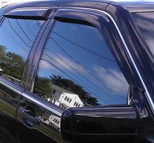 Mercedes W140 Window Visor Wind Deflector SWB S320 EURO STYLE S350 S280 300SE