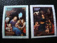 DAHOMEY - timbre - yvert et tellier aerien n° 99 100 n** (A7) stamp