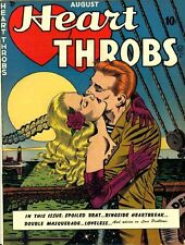 HEART THROBS COMICS GOLDEN AGE COLLECTION PDF ON CD