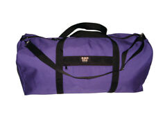 Purple Duffle bag,travel bag,camping or scuba gear bag,tough Cordura Made in USA