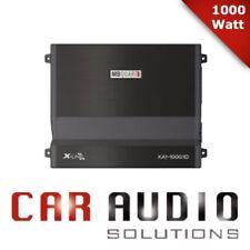 Car Amplifier 1000 watt Monoblock MB QUART X-LINE SERIES XA1.1000.1D BIG POWER