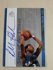Richard Hamilton 1999-00 SP Authentic Sign of the Times Auto Wizards