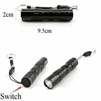 Bright Tactical Waterproof LED Flashlight Torch Light Lamp Bulb