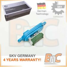 GENUINE SKV GERMANY HEAVY DUTY INTERIOR BLOWER RESISTOR FOR FOR FIAT