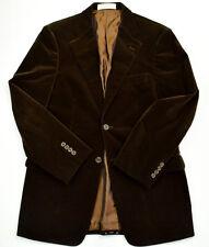 John W. Nordstrom Loro Piana Sport Fabric Corduroy Sport Coat 38R Cotton Jacket
