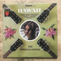 The Honolulu Guitars ‎– Hawaii