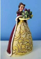 Jim Shore Christmas Hanging Ornament BELLE Disney Traditions Beauty Beast A21426