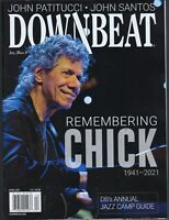 DownBeat  Magazine April 2021  Remembering Chick