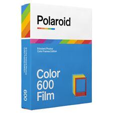 Polaroid Color Film for 600 Color Frame (8 Sheets)