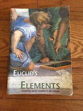 Euclid's Elements Green Lion Press