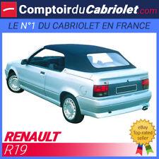 Capote Renault R19 cabriolet en Alpaga