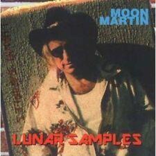 Moon Martin Lunar samples (1995) [CD]