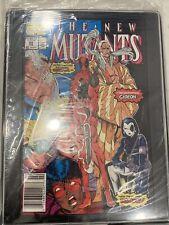 New Mutants #98 (Marvel, 1991) First 1st Appearance of Deadpool