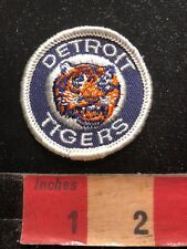 "2"" DETROIT TIGERS BASEBALL PATCH - Lion Brothers Brand - Michigan - 00M1"