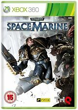 Warhammer 40,000: Space Marine (Microsoft Xbox 360, 2011) Brand new and sealed