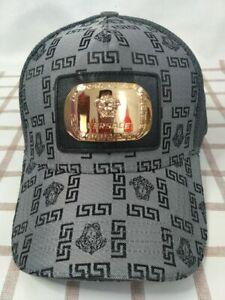 Versace Hat Baseball Cap Adjustable Back Casual Men Or Women Hat