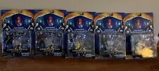 LOST IN SPACE The Movie Action Figures Set Of 5 - Unopened