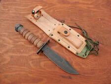 Unissued Vietnam War Jet Pilots survival fighting knife Camillus 1969