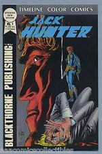 Jack Hunter #1 1987 Bruce Jones Dell Barras Joe Kubert Blackthorne Publishing