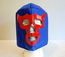 SPIDERMAN Red ADULT NEW Lucha Libre Pro Wrestling MASK Halloween Mexico Comic