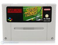 Nintendo SNES Spiel - Super Tennis Modul