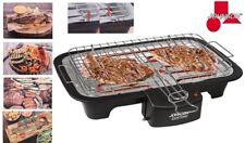Johnson Barbecue elettrico gustoso Griglia elettrica da tavolo Grill 2000w