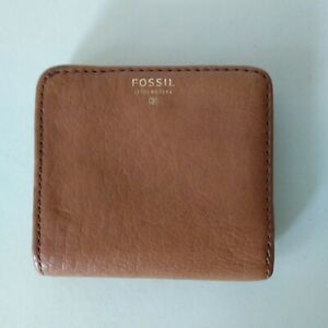 Fossil Sydney Bifold Wallet Credit Card Case