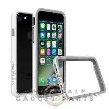 Apple iPhone X Rhino Shield Crash Guard Bumper - White Cover Case Shell Shield