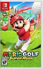 Mario Golf Super Rush-Nintendo Switch