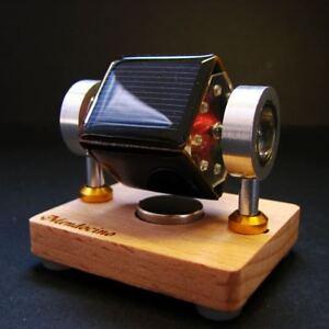 solar  Mendocino motor Wissenschaft Physik Spielzeug Lernspielzeug