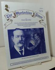 Sherlock Holmes - The Sherlockian Times - Fall/Winter 1994-1995
