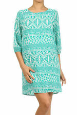Party 3/4 Sleeve Maternity Dresses