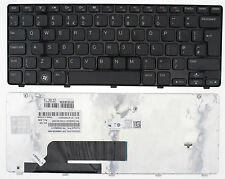 DELL INSPIRON M101Z 1120 1121 UK LAYOUT KEYBOARD BLACK WITH FRAME V115802AK