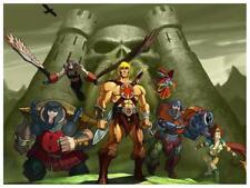 "He-Man  - 24"" POSTER -  Master of the Universe *AMAZING IMAGE* MOTU He Man MOTU"