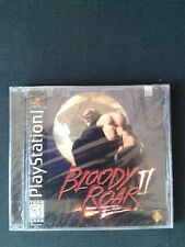 PS1 PlayStation Bloody Roar 2 US  NEUF/Scellé-NEW Factory sealed