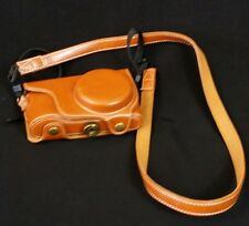 SH-1 SH-2 Micro Single Camera Bag Leather Camera Cover Case