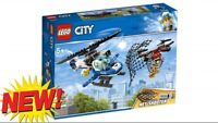 LEGO 60207 City Sky Police Drone Chase Brand New and Sealed