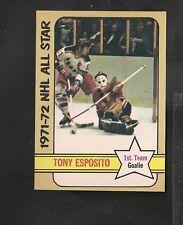 2232* 1972-73 OPC # 226 Tony Esposito AS NM-MT