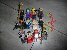 Lego Ninjago Star wars City verschiedene Figuren